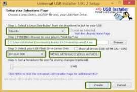 Universal USB Installer 1